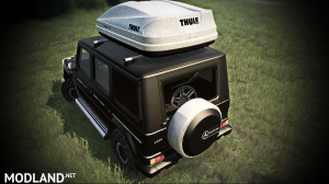 Mercedes-Benz G500 v 1.1 for (v29.01.18), 2 photo