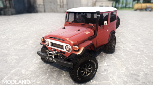 Toyota FJ40 Upgraded version of the 24.05.18 for (v18 / 03/06), 4 photo