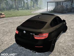 BMW X6M v11.01.18 for v11.12.17, 4 photo