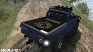 Dodge Dakota Remasteres BullMods v 08.02.18 for Spintires: MudRunner (v11.12.17), 2 photo