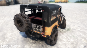Toyota FJ40 Upgraded version of the 24.05.18 for (v18 / 03/06), 5 photo