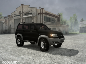 UAZ-3163 Patriot v 10.12.17 for v30.11.17, 4 photo