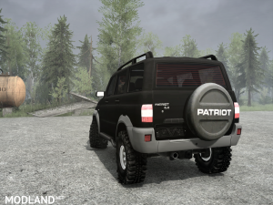 UAZ-3163 Patriot v 10.12.17 for v30.11.17, 3 photo