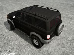 UAZ-3163 Patriot v 10.12.17 for v30.11.17, 2 photo