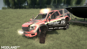 Ford Raptor F150 modification v 1.0 for (v29.01.18), 1 photo