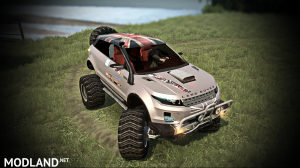 Range Rover LRX rock version for (v29.01.18), 1 photo