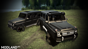 Mercedes-Benz G65 AMG for (v29.01.18)