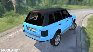 Range Rover «Понторезка» v 1.0 for (v18 / 03/06) - External Download image
