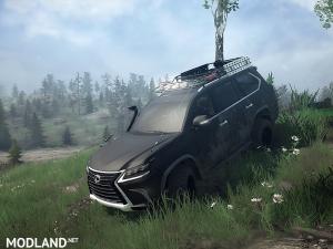 Lexus LX 570 2016 version 1.0 for (v18/05/21), 4 photo