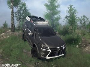 Lexus LX 570 2016 version 1.0 for (v18/05/21), 2 photo