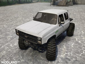 85 Chevy K30 version of the 20.07.18 for (v18/05/21), 4 photo