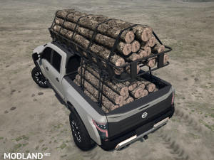 Nissan Titan Warrior 2016 v 1.0, 2 photo