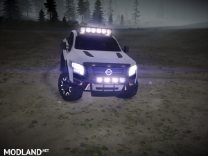 Nissan Titan Warrior 2016 v 1.0, 7 photo