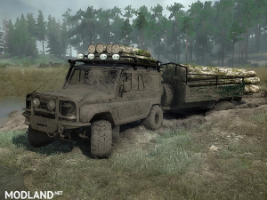 UAZ -3153 version 01 , 2 photo