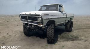 Ford F100 1970 v 1.0