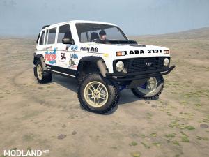 Lada Niva 2131 Rally v 1.0, 1 photo