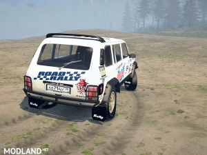 Lada Niva 2131 Rally v 1.0, 2 photo