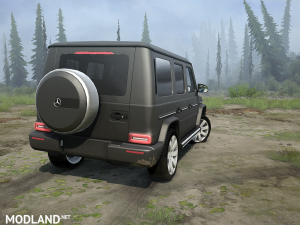 Mercedes Benz G-Class 2019 v  1.0, 3 photo