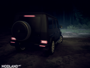 Mercedes Benz G-Class 2019 v  1.0, 6 photo