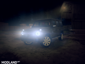 Mercedes Benz G-Class 2019 v  1.0, 7 photo