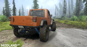 Jeep JK Brute 2012 (v18.10.18), 4 photo