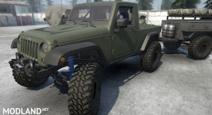 Jeep JK Brute 2012 (v18.10.18), 5 photo