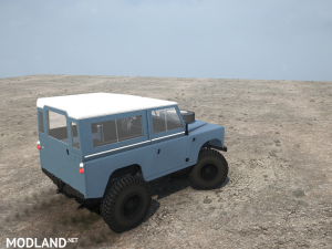 Land Rover Serie III , 4 photo