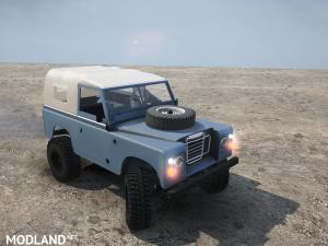 Land Rover Serie III , 5 photo