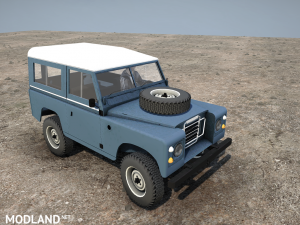 Land Rover Serie III , 3 photo