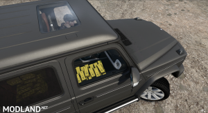 Mercedes Benz G-Class 2019 v 1.2, 2 photo
