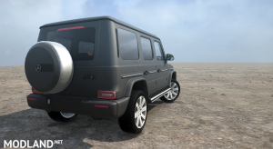 Mercedes Benz G-Class 2019 v 1.2, 4 photo
