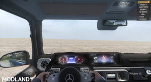 Mercedes Benz G-Class 2019 v 1.2, 5 photo