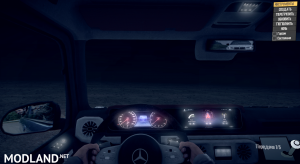 Mercedes Benz G-Class 2019 v 1.2, 6 photo