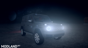 Mercedes Benz G-Class 2019 v 1.2, 7 photo