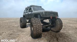 88 Jeep XJ TTC , 1 photo