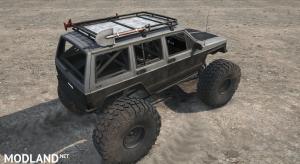 88 Jeep XJ TTC , 4 photo