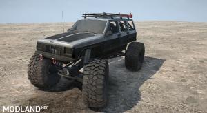 88 Jeep XJ TTC , 3 photo