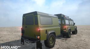 Land Rover Defender , 6 photo