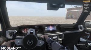 Mercedes Benz G-Class 2019 v 1.3, 7 photo