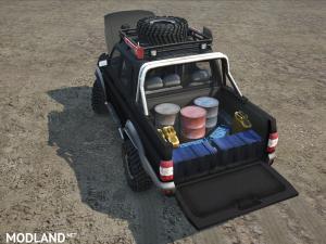 UAZ Patriot Pickup v 1.0, 3 photo
