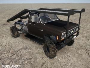 1975 Chevy K20 Ramp Truck v 1.0, 1 photo