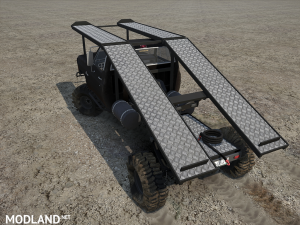 1975 Chevy K20 Ramp Truck v 1.0, 2 photo