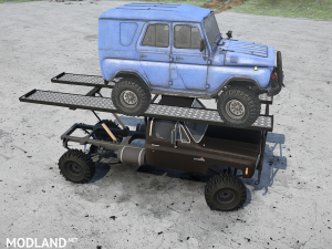 1975 Chevy K20 Ramp Truck v 1.0, 3 photo