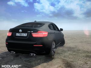 BMW X6M version 12/28/18, 3 photo