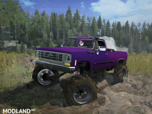 Frog's '79 Square Body Chevy v 1.0, 3 photo