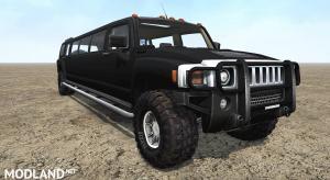 "Hummer H3 ""Limousine"""
