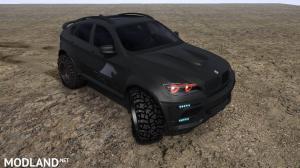 BMW X6 BORZ, 3 photo