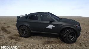 BMW X6 BORZ, 2 photo