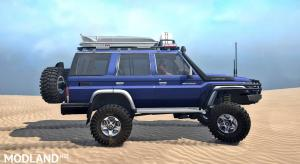 Toyota Land Cruiser LX V6 , 2 photo