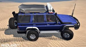 Toyota Land Cruiser LX V6 , 3 photo